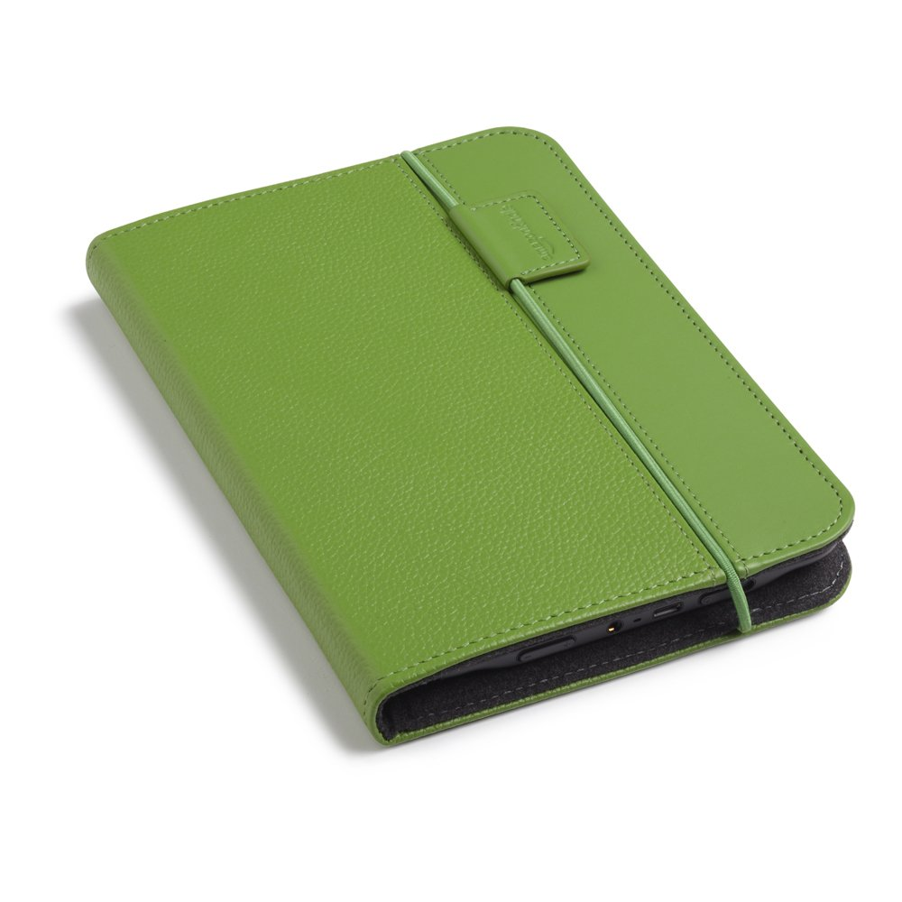 Kindle Lighted Leather Cover, Apple Green