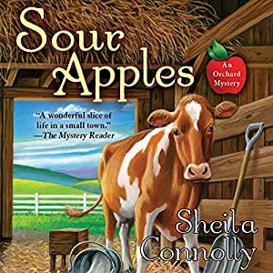 Sour Apples: An Orchard Mystery | [Sheila Connolly]