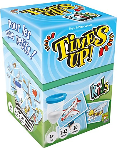 Asmodee - TUPKI01N - Jeu d'Ambiance - Time's Up Kids