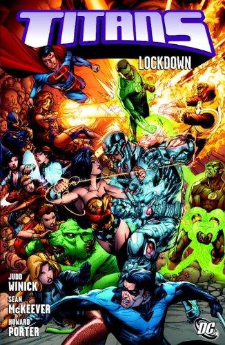 Titans TP Vol 02 Lockdown