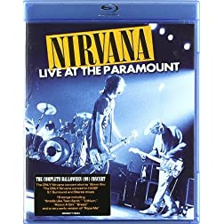 Nirvana: Live at the Paramount [Blu-ray]