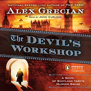 The Devil's Workshop (The Murder Squad #3) -  Alex Grecian