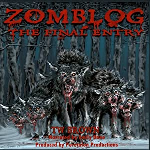 Zomblog, The Final Entry Audiobook