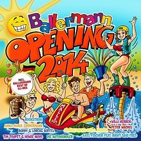 Ballermann Opening 2014