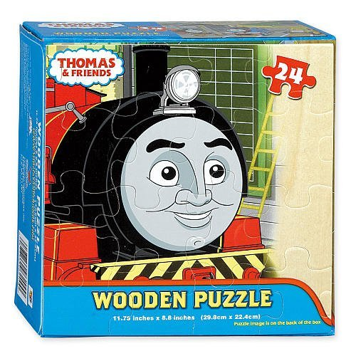 Thomas & Friends 24 piece At the Train Docks Wooden Puzzle