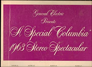 General Electric presents A Special Columbia 1963 Stereo Spectacular [ Boxed set of 8 LP Vinyls ]