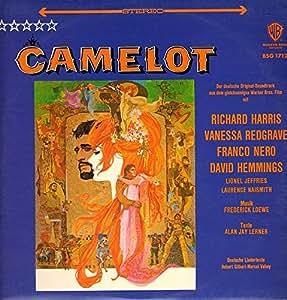 original soundtrack original soundtrack camelot