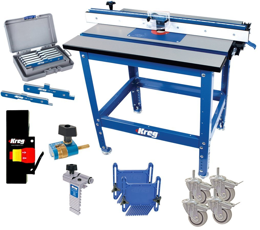 Kreg PRS1045 (KRS1035, PRS1025, PRS1015) Router Table