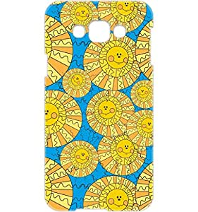a AND b Designer Printed Mobile Back Cover / Back Case For Samsung Galaxy E7 (SG_E7_3D_1754)