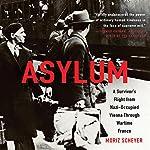Asylum: A Survivor's Flight from Nazi-Occupied Vienna Through Wartime France   Moriz Scheyer,P. N. Singer - translator,P. N. Singer - epilogue