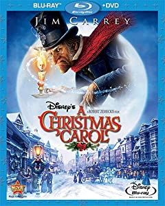 Disneys A Christmas Carol Two-disc Blu-raydvd Combo by Walt Disney Video