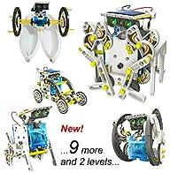 Solaration™ 14-in-1 Solar Robot…