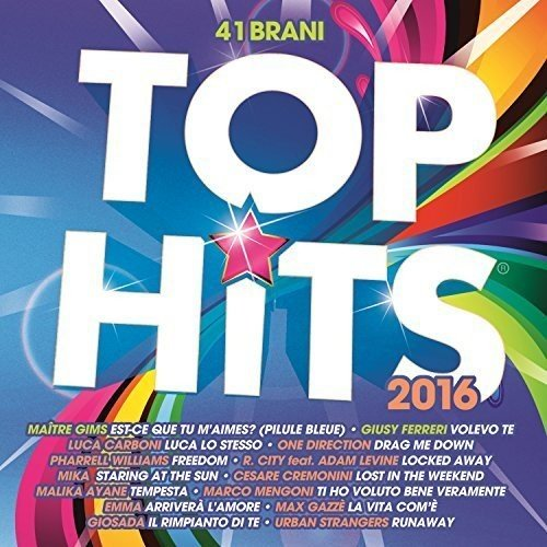 Top Hits 2016 [2 CD]