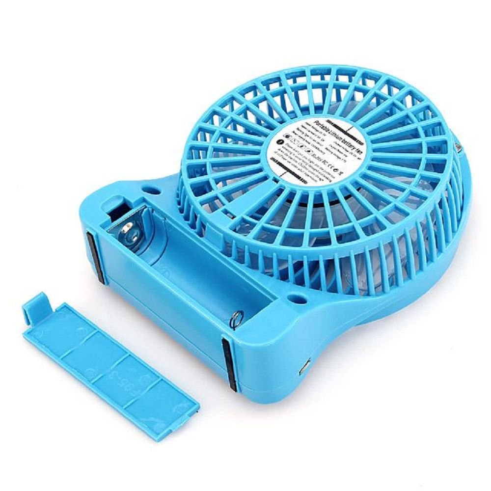 Best Portable Fans : Portable lithium battery fan price in pakistan at symbios pk