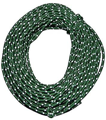 Nite Ize RR-04-50 Reflective Cord 50 Feet Green New