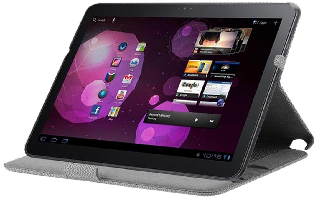 KHOMO ® Funda Azul Antideslizante Texturizada Estilo 3D para Tableta Samsung Galaxy Tab 3 10.1  Electrónica más información y comentarios