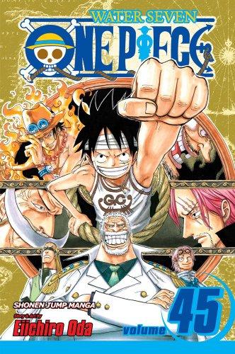 ONE PIECE ワンピース コミック45巻 (英語版)