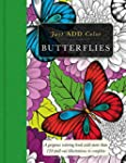 Butterflies: Gorgeous coloring books...