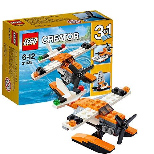 Lego creator : sea plane (31028) - 1