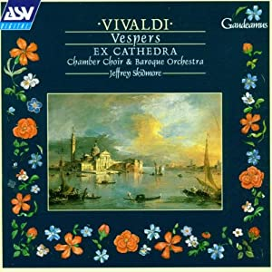Vivaldi: Vespers