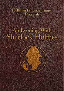 4pc:An Evening With Sherlock H