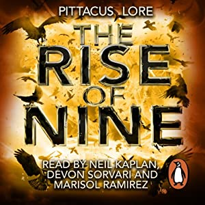 The Rise of Nine Audiobook
