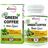 StBotanica Green Coffee Bean Extract For Weight Loss - 100% Pure 800mg - 90 Veg Capsules