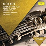 "Mozart: Serenade in B Flat - ""Gran Partita""; Serenade in E Flat"