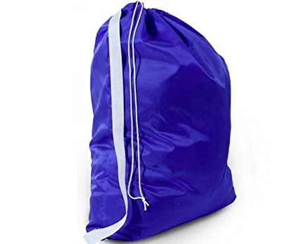 Heavy Duty Laundry Bag With Shoulder Strap 117