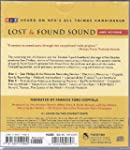 Lost and Found Sound and Beyond: Stor...