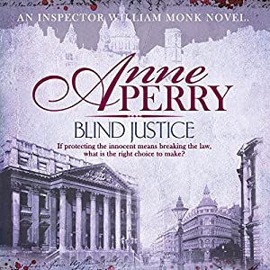 Blind Justice Audiobook