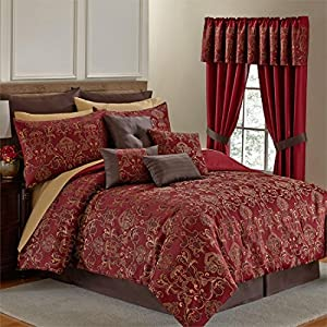 Brylanehome Venice 10-Pc. Comforter Set