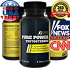 The USA's #1 Best Selling Testosterone Booster - Brand New To Amazon ★ Massive 50% Limited Introductory Discount ★ Increase Testosterone