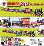 Maquette papier Train (loco, wagons, conducteur...) - Karen Marie Klip