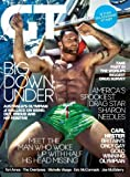 GAY TIMES MAGAZINE - DECEMBER 2013 - Out Australian Olympian Ji Wallace