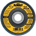 DEWALT DW8370 7-Inch by 7/8-Inch 24g type 27 HP Flap Disc