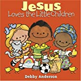 img - for Jesus Loves the Little Children (Cuddle And Sing Series) book / textbook / text book