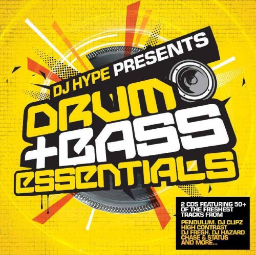 DJ Hype Presents Drum 'n' Bass various artists DnB Audio CD