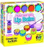 Creativity For Kids Creativity for Kids Kit Make Your Own Lip Balm
