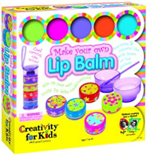 How To Make Lip Gloss For Kids At Home Kit Make Your Own Lip Balm