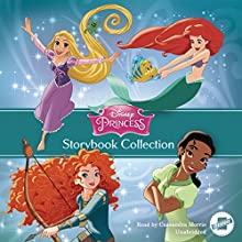 Disney Princess Storybook Collection Audiobook by  Disney Press Narrated by Cassandra Morris