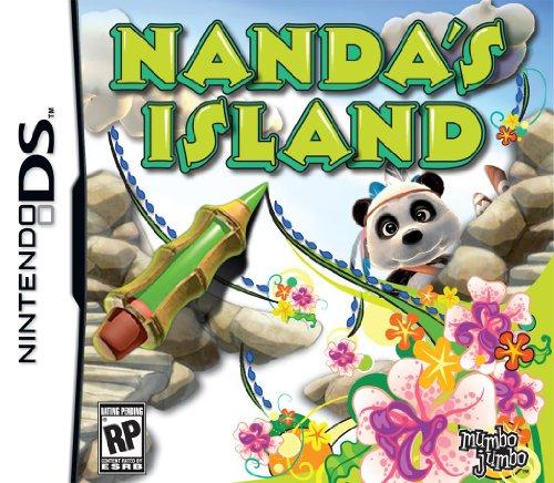 Nanda's Island - Nintendo DS - 1