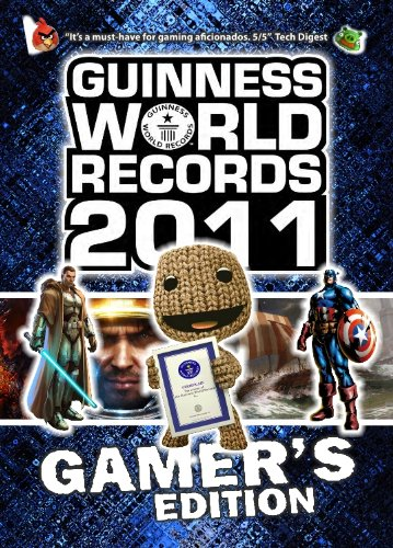 Guinness World Records Gamers Edition 2011, BradyGames