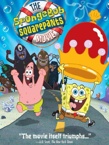 The SpongeBob SquarePants Movie [OV]