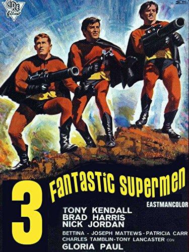 3 Fantastic Supermen