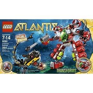 LEGO Atlantis Undersea Explorer (japan import)