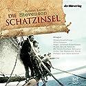 Die Schatzinsel Hörspiel von Robert Louis Stevenson Gesprochen von: Ulrich Noethen, Ulrich Pleitgen, Udo Wachtveitl