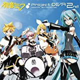 "PSP ""Hatsune Miku -Project DIVA- 2nd""'s nos stop MIX CD will be released!"