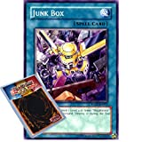 YuGiOh : RGBT-EN052 1st Ed Junk Box Common Card - ( Raging Battle Yu-Gi-Oh! Single Card )