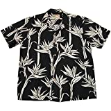 Paradise Found Mens Pareau Paradise Shirt
